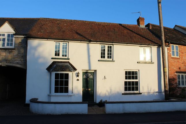 Thumbnail Terraced house to rent in The Pavement, North Curry, Taunton