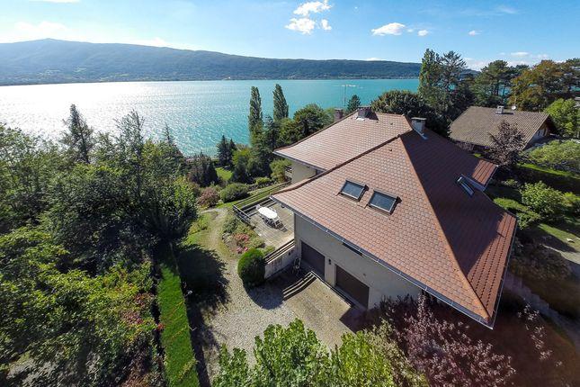Thumbnail Detached house for sale in Lake Annecy East Bank, Menthon-Saint-Bernard, Annecy-Le-Vieux, Annecy, Haute-Savoie, Rhône-Alpes, France