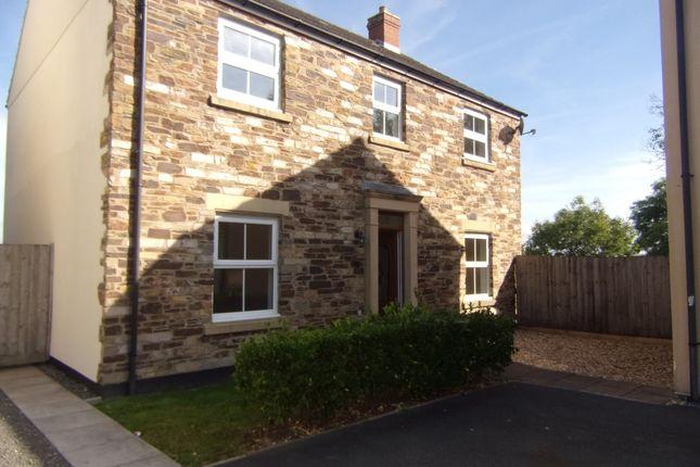 4 bed detached house to rent in Cornflower Close, Launceston PL15