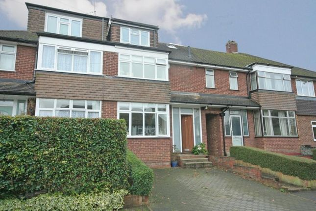 Thumbnail Terraced house to rent in Glemsford Drive, Harpenden, Hertfordshire