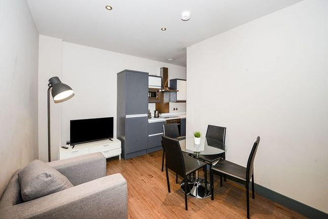 Thumbnail Flat to rent in Water Street, Liverpool
