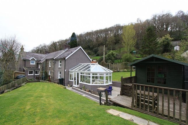 Thumbnail Detached house for sale in Velindre, Llandysul, Carmarthen, Sir Gaerfyrddin