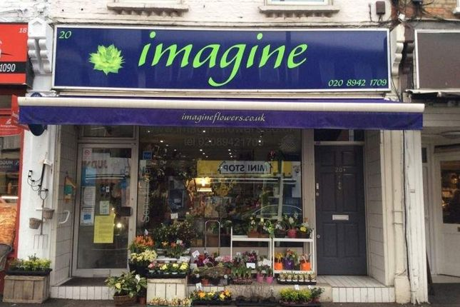 Thumbnail Retail premises for sale in 20 Coombe Road, New Malden