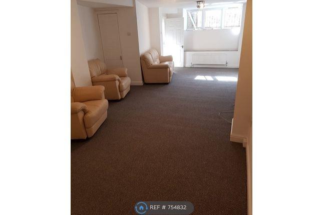 Living Room of Didcot Road, Southampton SO15