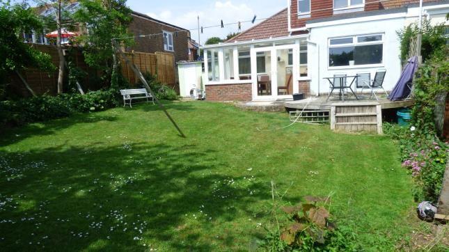 Thumbnail Bungalow for sale in Bevendean Avenue, Saltdean, East Sussex