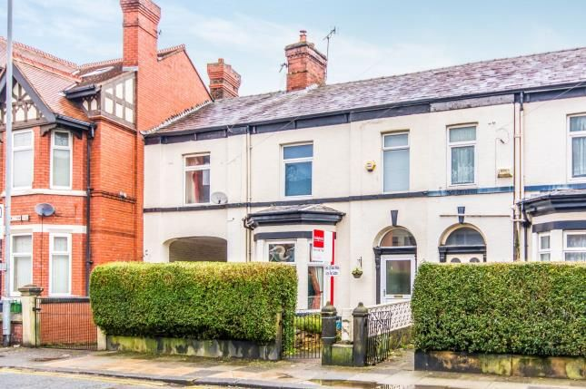 Thumbnail Terraced house for sale in Mottram Road, Hyde, Greater Manchester, United Kingdom