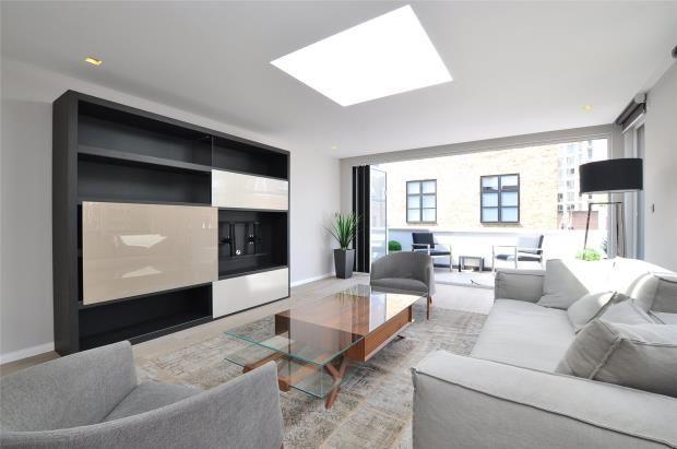 Thumbnail 3 bedroom flat for sale in Stukeley Street, Covent Garden