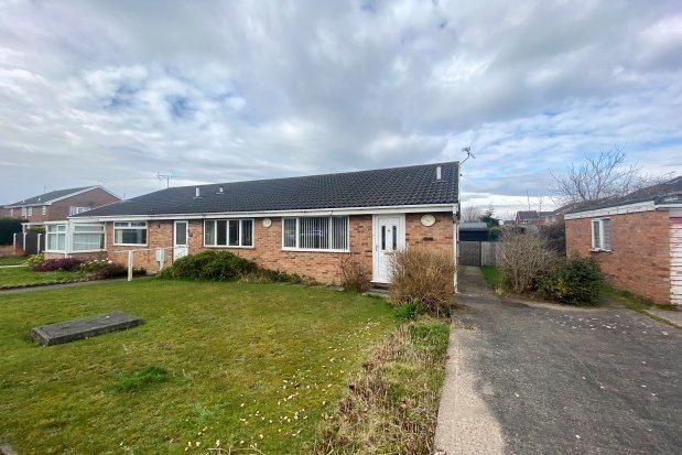 1 bed bungalow to rent in Bexington Drive, Crewe CW1
