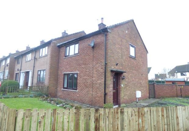 Thumbnail End terrace house to rent in Stanley Road, Brampton, Cumbria
