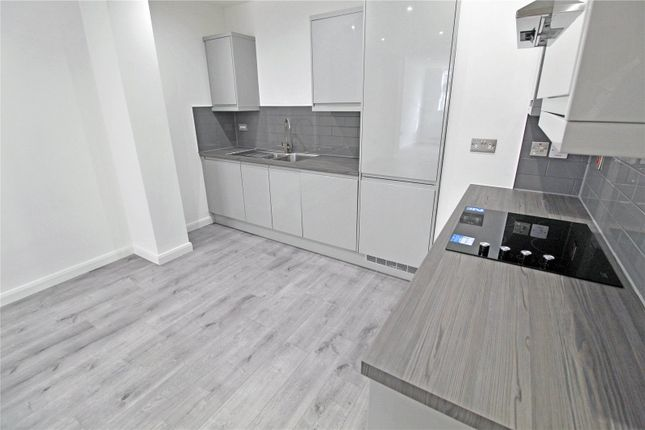 Thumbnail Flat to rent in Burleys Way, Leicester