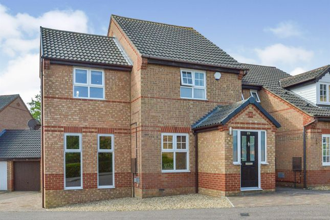 2 bed semi-detached house for sale in Greenside Hill, Emerson Valley, Milton Keynes MK4