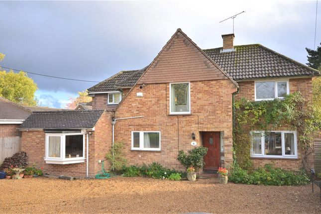Thumbnail Detached house for sale in Beehive Lane, Binfield, Bracknell