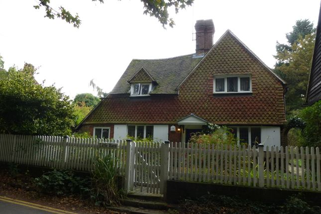 Thumbnail Detached House To Rent In Church Lane Haslemere