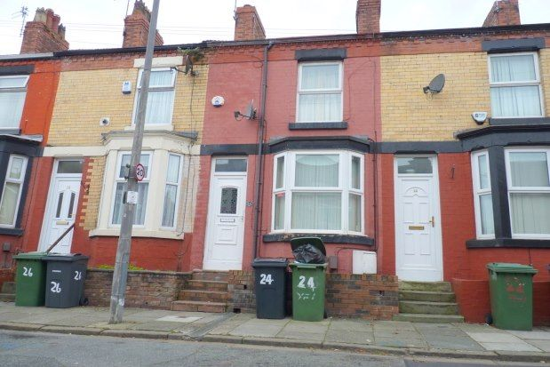 Thumbnail Property to rent in Yelverton Road, Birkenhead