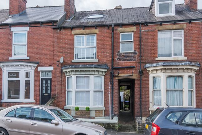 Thumbnail Terraced house for sale in Berkeley Precinct, Ecclesall Road, Sheffield