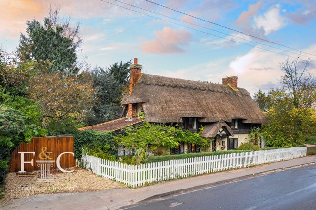 Thumbnail Cottage for sale in Epping Road, Roydon, Essex