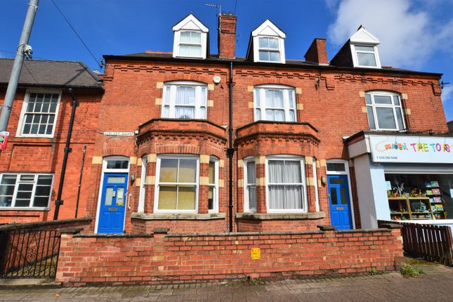 Thumbnail Flat for sale in Blaby Road, Wigston