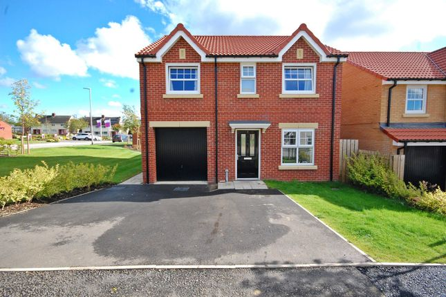 Thumbnail Detached house for sale in Chadwick Close, Ushaw Moor, Durham