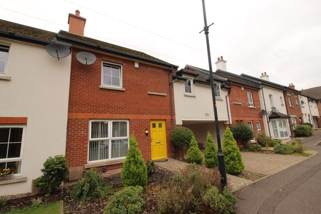 Thumbnail Terraced house for sale in Lady Wallace Road, Lisburn