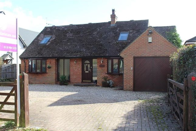 Thumbnail Detached house for sale in South End Road, Bradfield Southend