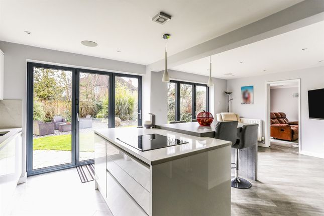 Thumbnail Detached house for sale in Chelveston Crescent, Solihull