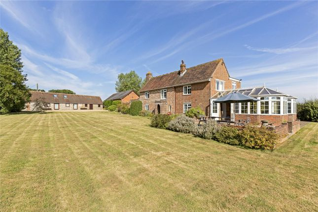 Thumbnail Detached house for sale in Church Road, Newtown, Hampshire