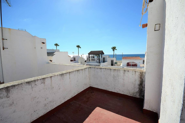 Roof Terrace of Manilva, Costa Del Sol, Andalusia, Spain