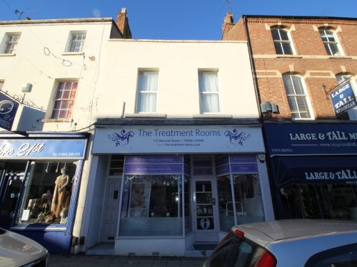 Thumbnail Flat to rent in Warwick Court, Warwick Street, Leamington Spa