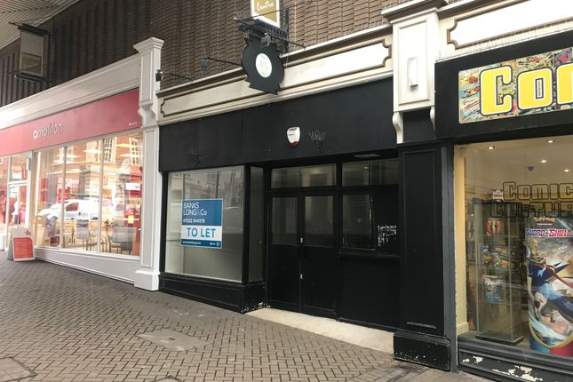 Thumbnail Retail premises to let in Stonebow Centre, Silver Street, Lincoln
