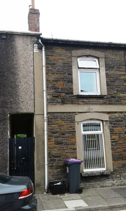 Thumbnail Terraced house to rent in Broad Street, Griffithstown, Pontypool