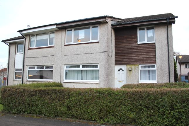 Thumbnail Flat for sale in Kirkton Cres, Carnbroe, Coatbridge