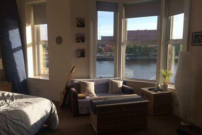 Thumbnail Room to rent in Cumberland Basin Road, Bristol
