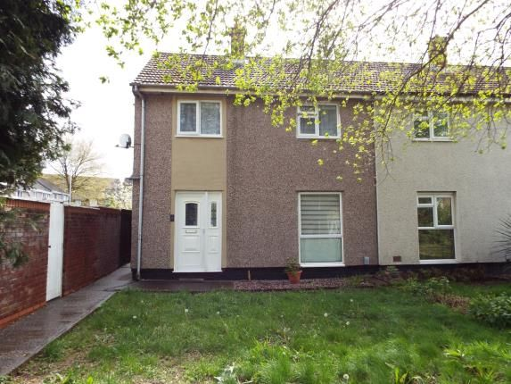 Thumbnail End terrace house for sale in Bakers Walk, Wilnecote, Tamworth, Staffordshire