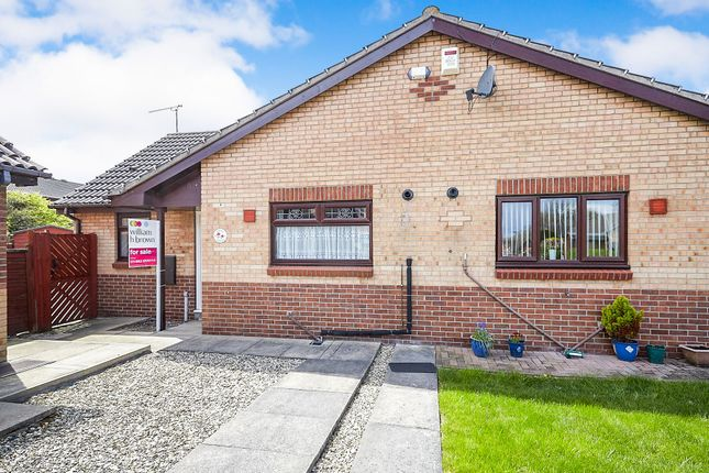 Thumbnail Semi-detached bungalow for sale in Impala Way, Hull