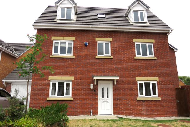 Thumbnail Detached house to rent in Rosswood Road, Ellesmere Port