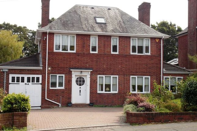 Thumbnail Detached house for sale in Grange Hill Road, Kings Norton, Birmingham