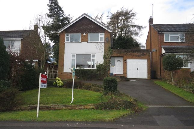 Thumbnail Detached house for sale in Torvale Road, Wightwick, Wolverhampton