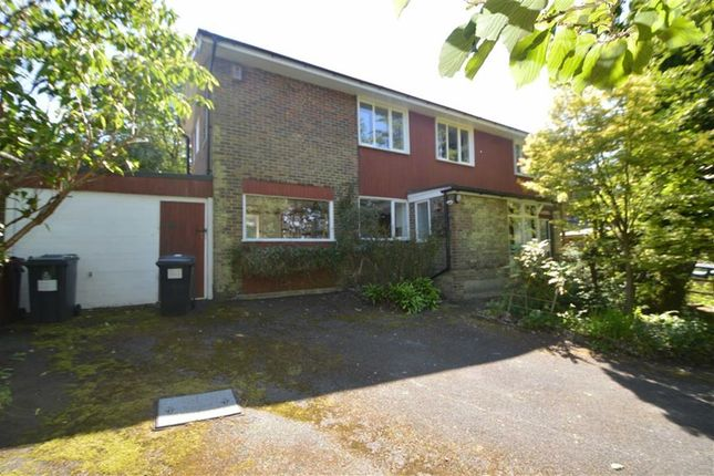 Thumbnail Detached house for sale in St John's Road, Crowborough