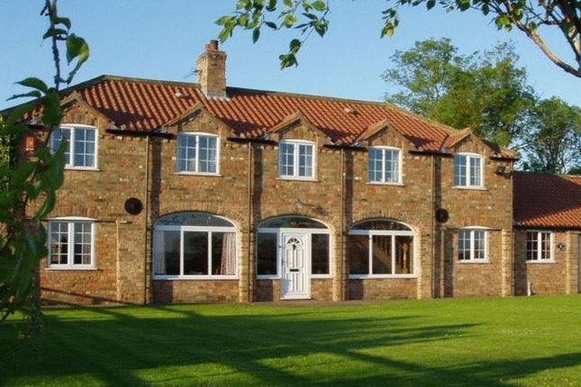 Thumbnail Detached house for sale in Station Road, Habrough, Immingham