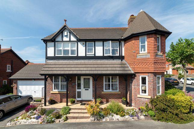 Thumbnail Detached house for sale in Albert Gardens, Llandudno
