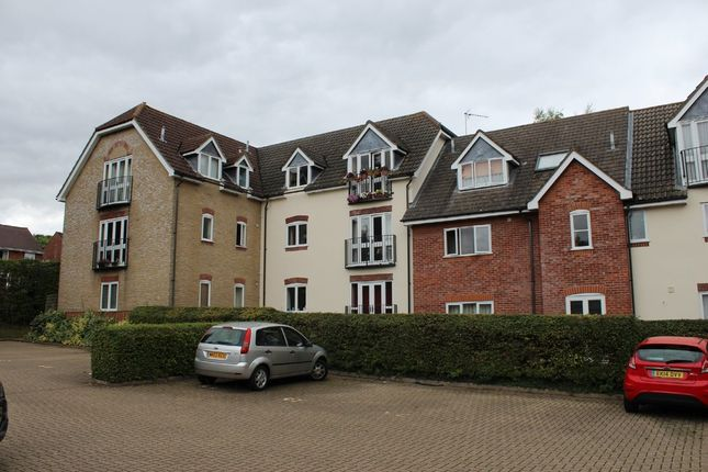 Thumbnail Flat to rent in Gipping Place, Bury Road, Stowmarket