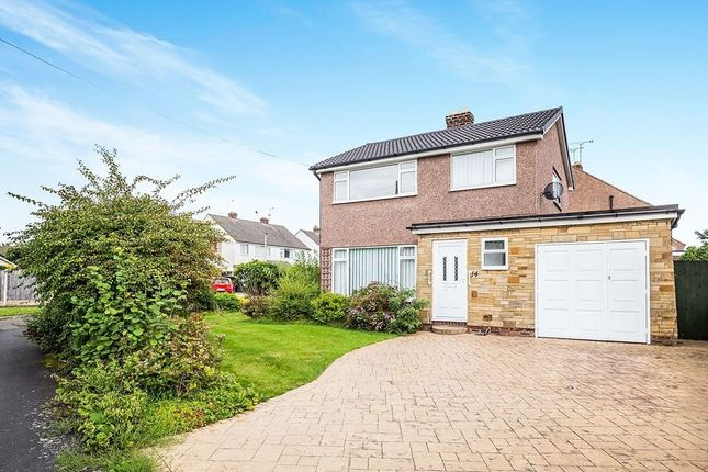 Thumbnail Detached house for sale in Barkhill Road, Vicars Cross, Chester