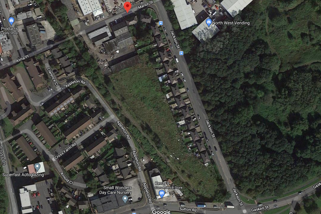 Thumbnail Land for sale in Manor Street And Jackson Street, St Helens, Liverpool