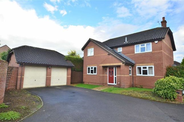 Thumbnail Detached house for sale in The Malverns, Abbeydale, Gloucester