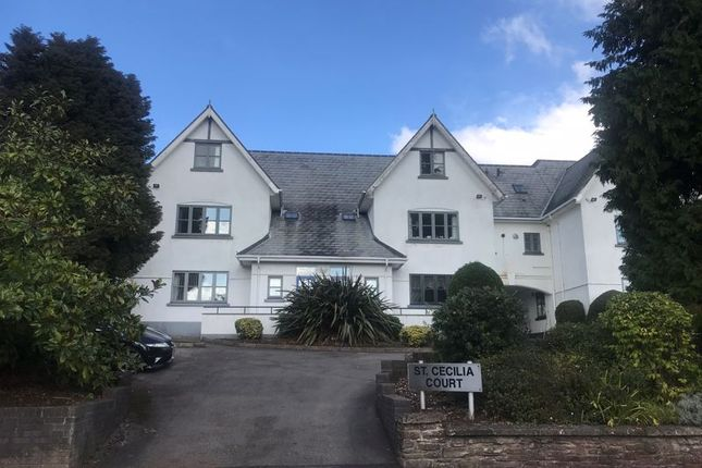 1 bed flat to rent in Gold Tops, Newport NP20