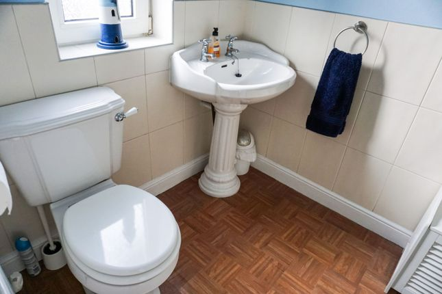 Bathroom of Windsor Drive, Grappenhall, Warrington WA4