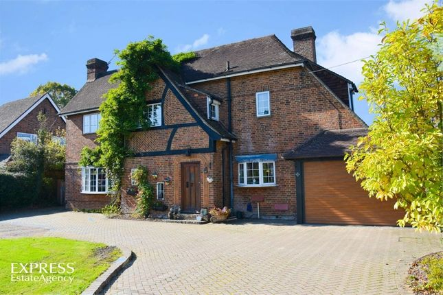 Thumbnail Detached house for sale in Rusper Road, Crawley, West Sussex
