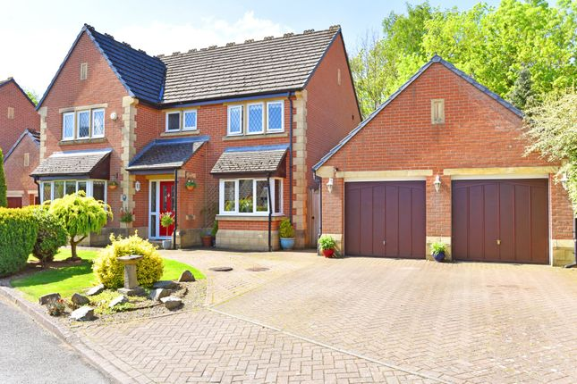 Thumbnail Detached house for sale in Abbey Crags Way, Knaresborough