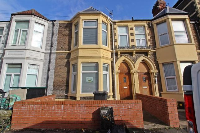 Thumbnail Terraced house to rent in Colum Road, Cathays, Cardiff