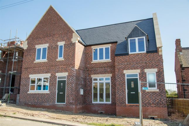 Semi-detached house for sale in Station Road, Barrow Hill, Chesterfield